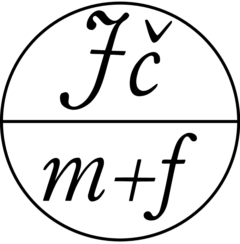 Logo JČMF