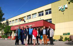 foto z pracovního setkání - projekt ACTWORK - Joniškis