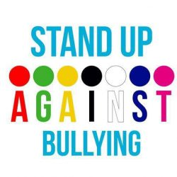 logo projektu stand up against bullying