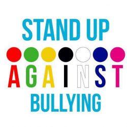 logo projektu stand up against bullying