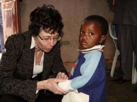 Návštěva prorektorky Zuzany Brázdové – 18.5.2006