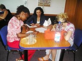 Závěrečné zkoušky asistentů pedagoga – 28.6.2006