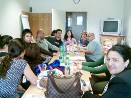 Příprava Romů acizinců na VŠ – podzim 2007 – jaro 2008