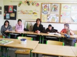Hospitace asistentů pedagoga na ZŠ Lidická – 7.3.2008