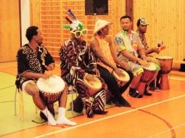 Dny angolské kultury – 26.11.2008