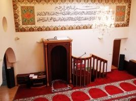 Návštěva brněnské mešity Islámské nadace – 9.3.2009