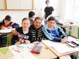 Hospitace asistentů pedagoga na ZŠ Lidická – 17.4.2009