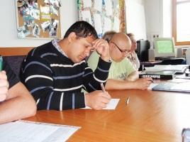 Studenti předmětu Vybrané problémy MV – 15.5.2009