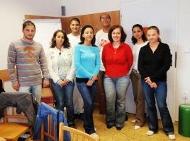 Příprava Romů acizinců na VŠ – podzim 2008 – jaro 2009