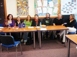 Příprava Romů na vysokou školu – jaro 2010