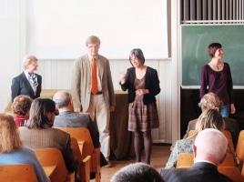 Seminář Skryté hodnoty vkultuře školy – 20.4.2010