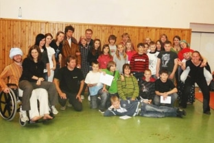 OPVK | Realizace multikulturní aktivity pro ZŠ Pastviny vBrně – 19.5.2010