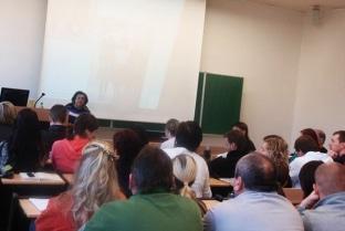 Přednáška p.Eliny Machálkové – 29.10.2010