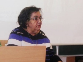 Beseda sp.Elinou Machálkovou – 29.10.2010