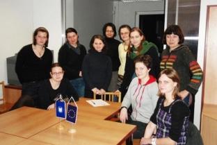 OPVK | Fotografie zbesedy sp.Mgr. Zobačovou – 14.12.2010