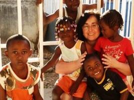 Angola sdr. Gulovou – duben 2011