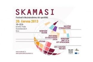 Festival SKAMASI – 20.6.2013