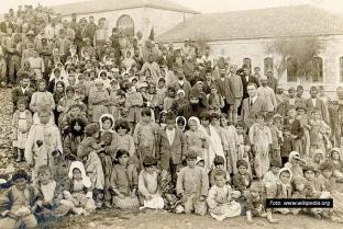 Přednáška Křesťanská Arménie a97 let boje za uznání arménské genocidy – 12.4.2012