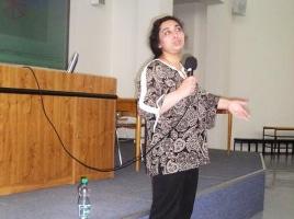 Beseda sIvetou Pape – jaro 2006